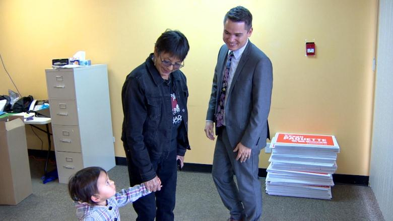 'I'm just going to have to go and be myself': Edmonton city councillor-elect Aaron Paquette