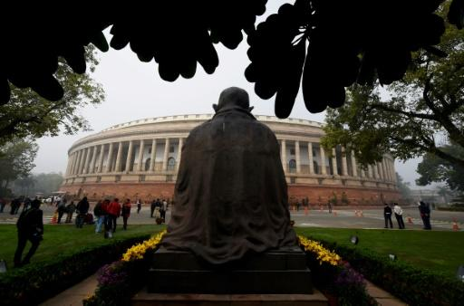 India's parliament passes key tax reform bills