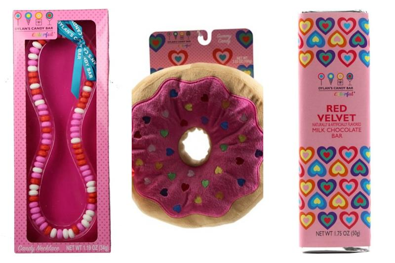 Dylan's Candy Bar launched the *sweetest* Valentine's Day assortments at Target