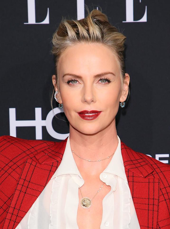 """<p><strong>Atomic Blonde</strong>'s <a class=""""sugar-inline-link ga-track"""" title=""""Latest photos and news for Charlize Theron"""" href=""""https://www.popsugar.com/Charlize-Theron"""" target=""""_blank"""" data-ga-category=""""Related"""" data-ga-label=""""https://www.popsugar.com/Charlize-Theron"""" data-ga-action=""""&lt;-related-&gt; Links"""">Charlize Theron</a> will portray Megyn Kelly, who has said <a href=""""https://www.dailymail.co.uk/news/article-7456609/Megyn-Kelly-plays-coy-shell-moderate-debate.html"""" target=""""_blank"""" class=""""ga-track"""" data-ga-category=""""Related"""" data-ga-label=""""https://www.dailymail.co.uk/news/article-7456609/Megyn-Kelly-plays-coy-shell-moderate-debate.html"""" data-ga-action=""""In-Line Links"""">she """"could do worse""""</a> regarding Theron's casting.</p>"""