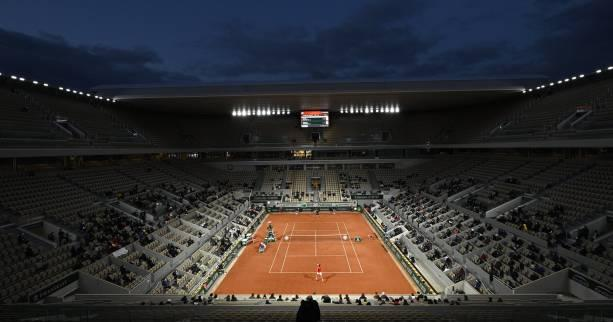 Roland-Garros (H) - Roland-Garros : Amazon diffusera en exclusivité dix night sessions en 2021