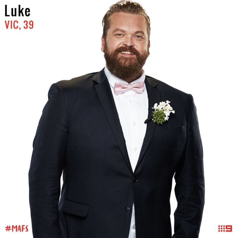 married at first sight groom luke