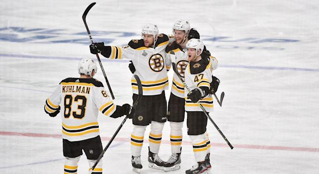 Boston spoiled what could have been a huge party in Game 6. (Getty)