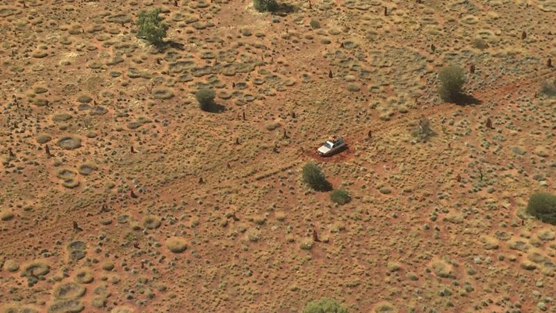 NT couple rescued from WA's Gibson Desert