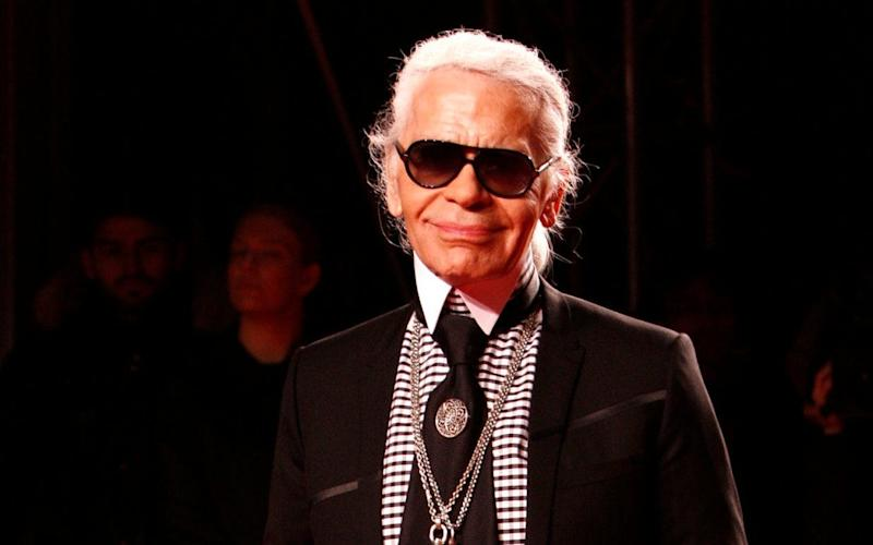 We look back on Karl Lagerfeld's beauty legacy - Reuters