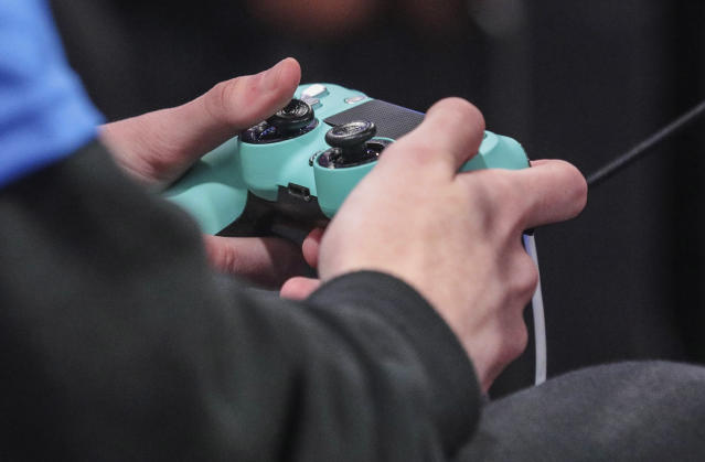Betting on video games was shockingly exploited. (AP)