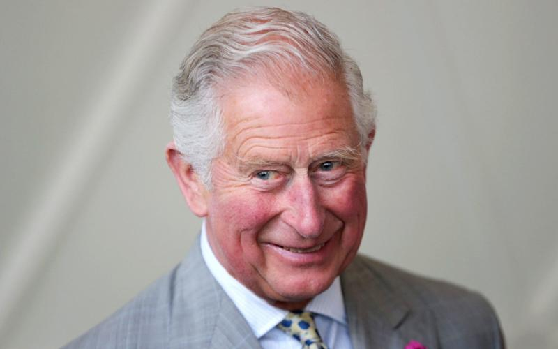 The Prince of Wales will meet Donald Trump during the US president's state visit to the UK next month - PA