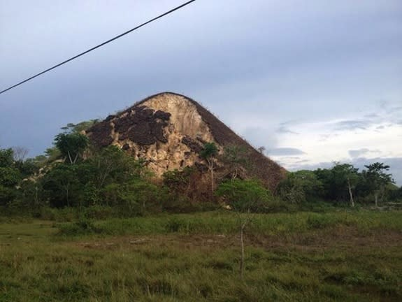 Shaking from the Bohol Hills earthquake damaged the Chocolate Hills, a proposed World Heritage site.
