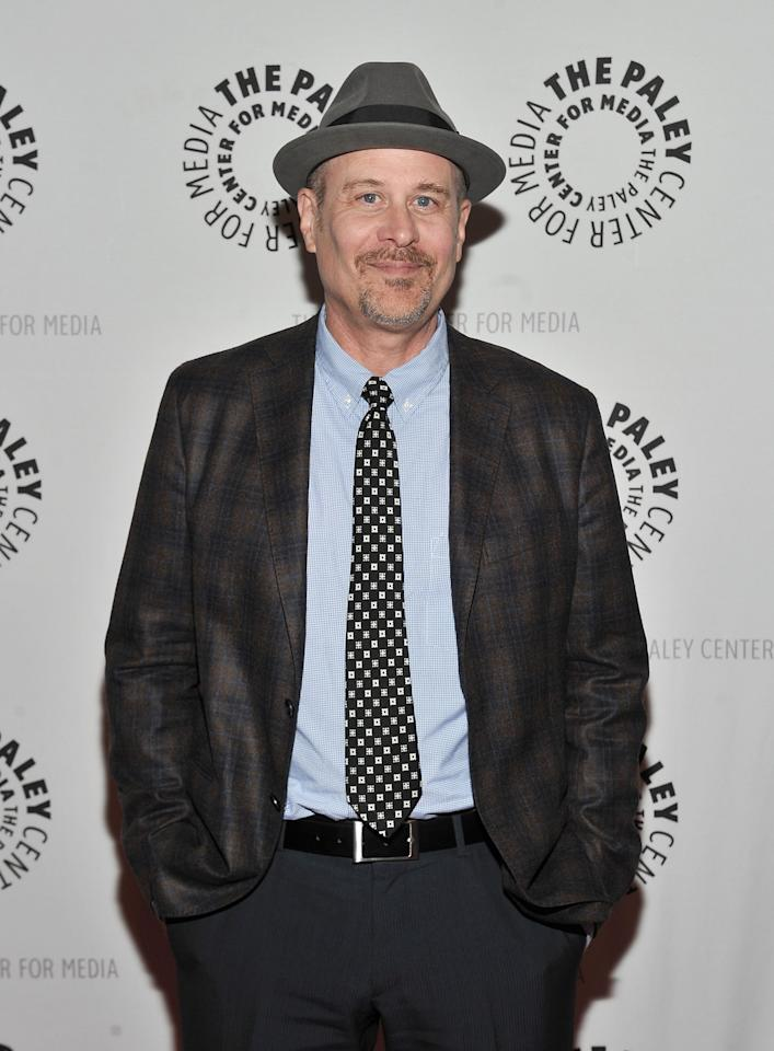 """NEW YORK, NY - APRIL 12:  Actor Terry Kinney attends The Paley Center For Media Presents New York Premiere Of """"NYC 22"""" at Paley Center For Media on April 12, 2012 in New York City.  (Photo by Mike Coppola/Getty Images)"""