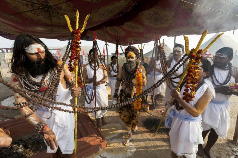 Many Indians believe that holy men like Swami possess mystical powers and are capable of curing all manner of illnesses