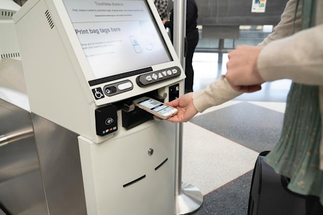 automated payout machines betting terminals at newark