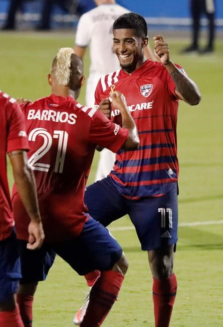 FC Dallas improving after rough start during strange season