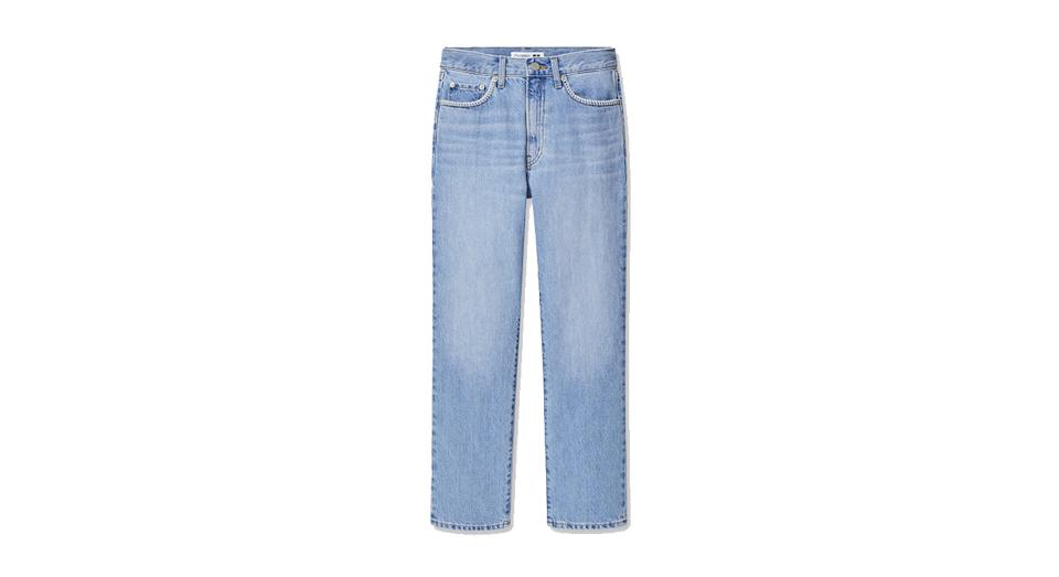 JW ANDERSON SLIM FIT STRAIGHT LEG JEANS