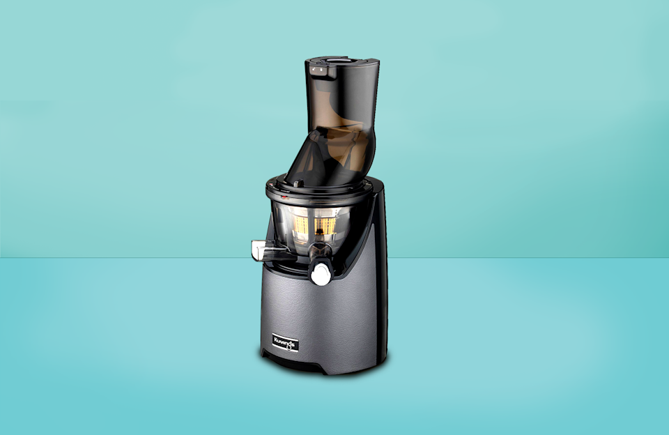 """<p> If you've been hearing a lot of buzz about cold press juicers lately, you may be wondering what exactly they are and how they differ from all the other <a href=""""https://www.goodhousekeeping.com/appliances/juicer-reviews/g598/best-juicers/"""" rel=""""nofollow noopener"""" target=""""_blank"""" data-ylk=""""slk:types of juicers"""" class=""""link rapid-noclick-resp"""">types of juicers</a> on the market.</p><p>The key distinction is in how they work: <strong>Cold press juicers</strong>, also known as <strong>slow juicers</strong> or <strong>masticating juicers</strong>, typically have a narrow vertical chute that feeds <a href=""""https://www.goodhousekeeping.com/health/diet-nutrition/a20705822/healthiest-low-sugar-fruits/"""" rel=""""nofollow noopener"""" target=""""_blank"""" data-ylk=""""slk:healthy fruits"""" class=""""link rapid-noclick-resp"""">healthy fruits</a> and veggies into a chamber where they are pressed by a rotating auger. The juice is then squeezed out through a strainer and into a pitcher, while the pulp is dispensed from another spout. <strong>Centrifugal juicers</strong>, on the other hand, work similarly but they operate at much higher speeds and can often accommodate larger ingredients. Meanwhile, <strong>citrus juicers</strong> are designed to squeeze the juice out of lemons, limes and grapefruits, but don't blast through the pulp and skins of ingredients like cold press and centrifugal juicers do. </p><p>If you're looking to get more nutrients into your diet, most experts say a cold press juicer is the way to go because the slow juicing process is <strong>more gentle on ingredients and retains more nutrients —</strong> though Stefani Sassos, MS, RDN, Registered Dietitian for the Good Housekeeping Institute, points out that <a href=""""https://www.ncbi.nlm.nih.gov/pmc/articles/PMC6587058/"""" rel=""""nofollow noopener"""" target=""""_blank"""" data-ylk=""""slk:recent research"""" class=""""link rapid-noclick-resp"""">recent research</a> suggests juice storage may matter more than how exactly you make it. """"It seems that storag"""