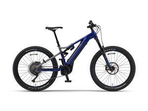 The YDX-MORO Pro will be available in Podium Blue/Nickel with an MSRP of $5,499.