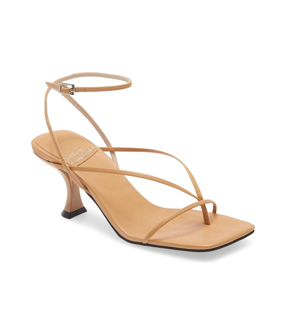 "$130, Nordstrom. <a href=""https://shop.nordstrom.com/s/jeffrey-campbell-fluxx-sandal-women/5434780?"" rel=""nofollow noopener"" target=""_blank"" data-ylk=""slk:Get it now!"" class=""link rapid-noclick-resp"">Get it now!</a>"