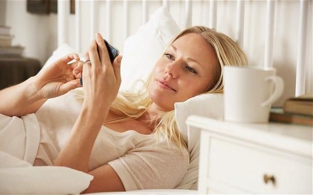 Dating increasingly takes place online - (c) Mark Bowden