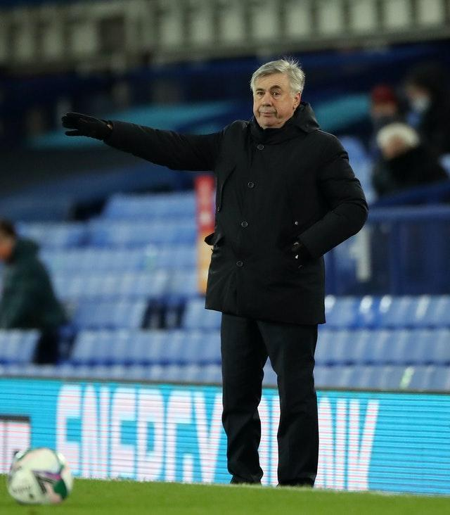 Carlo Ancelotti has been impressed by his side with key players missing