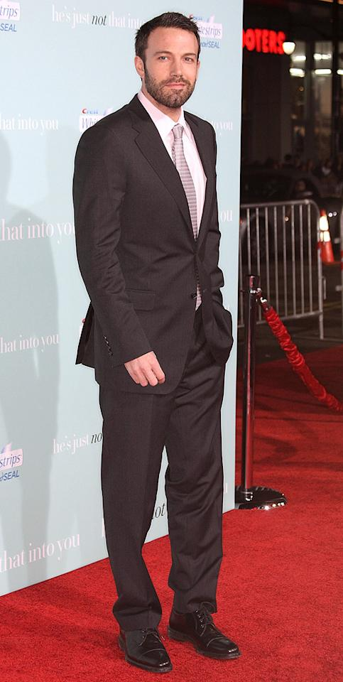 "<a href=""http://movies.yahoo.com/movie/contributor/1800018969"">Ben Affleck</a> at the Los Angeles premiere of <a href=""http://movies.yahoo.com/movie/1809932969/info"">He's Just Not That Into You</a> - 02/02/2009"