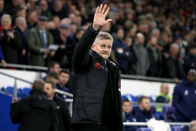 Solskjaer has been in charge at United since December 2018 (Nick Potts/PA).