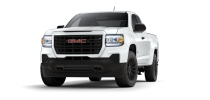 "<p><strong>Configuration: </strong>Elevation trim level, extended cab, 4x2, rear seat delete</p><p>GMC has eliminated the most basic versions of the <a href=""https://www.caranddriver.com/gmc/canyon"" rel=""nofollow noopener"" target=""_blank"" data-ylk=""slk:Canyon pickup"" class=""link rapid-noclick-resp"">Canyon pickup</a>, causing it to rise significantly in price. It now starts with the Elevation trim, which is better-equipped than the previous SL model and looks a little cooler to boot. It's still mechanically similar to the Chevy Colorado, coming standard with a 2.5-liter inline-four and rear-wheel drive. It's also available with a hidden discount in the form of the rear-seat delete option, which drops the base price by $240.</p>"