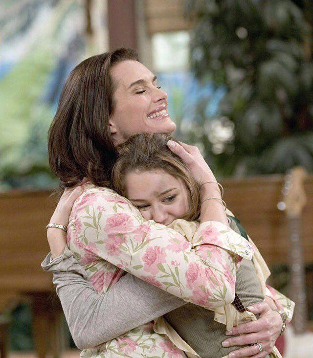 <p>Did you forget Brooke Shields played Miley's mom? Although Miley's deceased mom Susan isn't necessarily seen throughout the series (apart from an episode or two), her presence is definitely felt in the Stewart family, years after her untimely passing. </p>