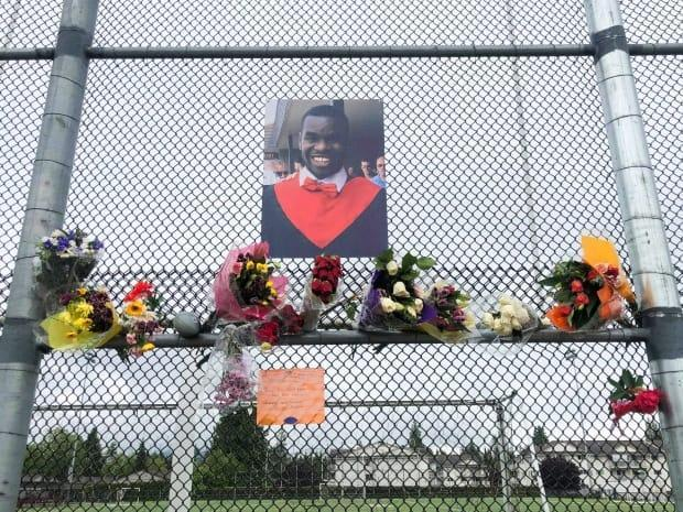 The public inquest into 20-year-old Samwel Uko's death has been postponed due to COVID-19 concerns, according to the Ministry of Justice and Attorney General.  (Baneet Braich/for CBC - image credit)