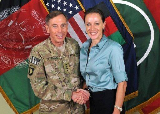 Broadwell was granted unprecedented access to the general as she co-authored his biography