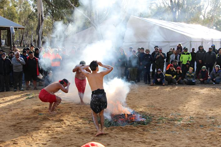 Indigenous leaders have called for a return to cultural burning (Firesticks Alliance Indigenous Corporation)