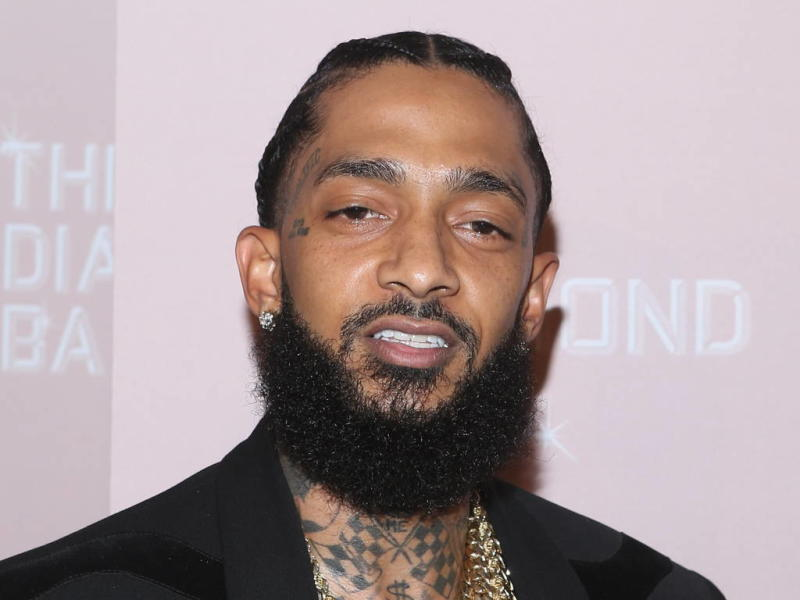 Puma to release posthumous Nipsey Hussle collection