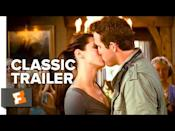 """<p>Get ready for the most unique proposal you've ever seen. When deportation threatens boss Margaret (Sandra Bullock), she looks to her longtime assistant Andrew (Ryan Reynolds) to save the day. </p><p><a class=""""link rapid-noclick-resp"""" href=""""https://www.amazon.com/Proposal-Sandra-Bullock/dp/B004X75RCW?tag=syn-yahoo-20&ascsubtag=%5Bartid%7C2139.g.34942415%5Bsrc%7Cyahoo-us"""" rel=""""nofollow noopener"""" target=""""_blank"""" data-ylk=""""slk:Stream it here"""">Stream it here</a></p><p><a href=""""https://www.youtube.com/watch?v=Z2lYA7L7PZY&ab_channel=MovieclipsClassicTrailers """" rel=""""nofollow noopener"""" target=""""_blank"""" data-ylk=""""slk:See the original post on Youtube"""" class=""""link rapid-noclick-resp"""">See the original post on Youtube</a></p>"""