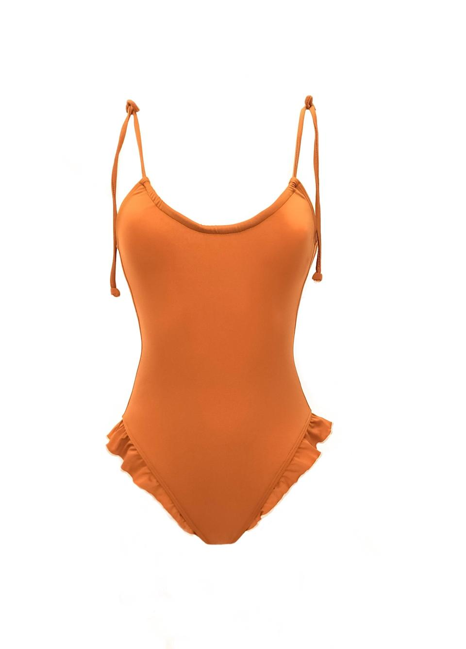 """<br> <br> <strong>Castamira</strong> Gia One-Piece, $, available at <a href=""""https://go.skimresources.com/?id=30283X879131&url=https%3A%2F%2Fwww.castamira.com%2Fcollections%2Fcollection-1%2Fproducts%2Fgia"""" rel=""""nofollow noopener"""" target=""""_blank"""" data-ylk=""""slk:Castamira"""" class=""""link rapid-noclick-resp"""">Castamira</a>"""