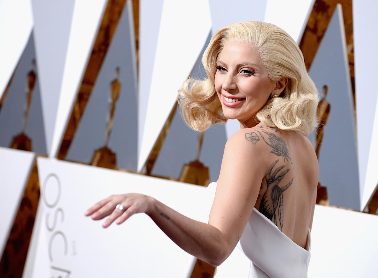 """<p>Extravagant, provocative, slightly bonkers: <a rel=""""nofollow"""" href=""""http://www.elleuk.com/star-style/news/lady-gaga-g.u.y-music-video-short-film-artpop-album"""">Lady Gaga</a> knows no limits.</p><p>Lobster head gear, burning cigarette sunglasses and tin can rollers are just every day accessories for this style maverick...</p><br>"""