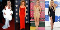 """<p>Britney Spears has had an unforgettable career, and as the subject of the <a href=""""https://www.harpersbazaar.com/celebrity/latest/a34113034/why-longtime-britney-spears-fans-are-demanding-to-freebritney/"""" rel=""""nofollow noopener"""" target=""""_blank"""" data-ylk=""""slk:#FreeBritney movement"""" class=""""link rapid-noclick-resp"""">#FreeBritney movement</a>, the <a href=""""https://www.harpersbazaar.com/celebrity/latest/a35447237/miley-cyrus-supports-free-britney-movement/"""" rel=""""nofollow noopener"""" target=""""_blank"""" data-ylk=""""slk:&quot;Toxic&quot; singer"""" class=""""link rapid-noclick-resp"""">""""Toxic"""" singer</a> has proven that she still has a passionate fanbase after more than twenty years in the industry. Here, we take a look back at some of the key moments of <a href=""""https://www.harpersbazaar.com/celebrity/latest/a35469309/britney-spears-speaks-out-after-framing-britney/"""" rel=""""nofollow noopener"""" target=""""_blank"""" data-ylk=""""slk:Britney Spears's life"""" class=""""link rapid-noclick-resp"""">Britney Spears's life</a> in photos.</p>"""