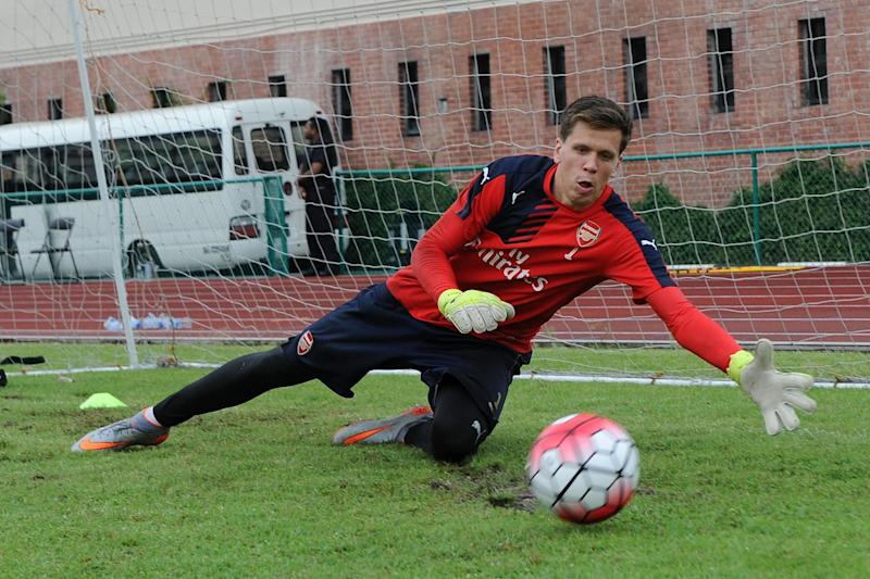 Szczesny won two FA Cup medals while at Arsenal: Arsenal FC via Getty Images