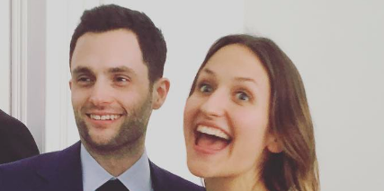 Everything We Know About Penn Badgley S Low Key Relationship With