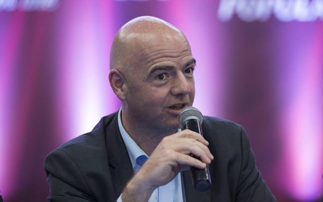 <span>Fifa president Gianni Infantino will have to address the latest crisis</span>