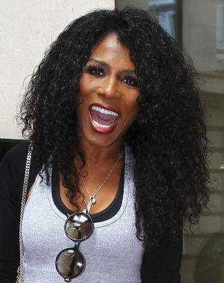 X Factor's Sinitta Caught Lying About Her Age?