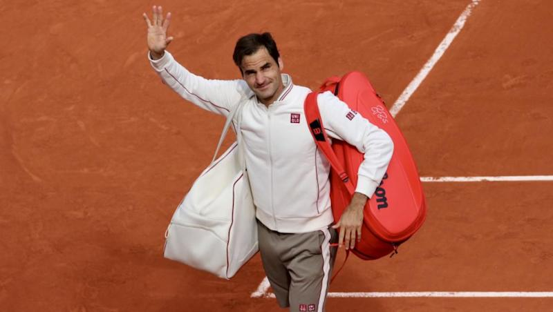 Federer says he'll play at 2020 French Open