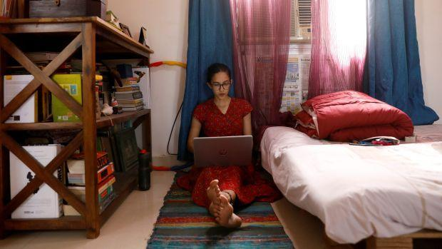 Work from home-India-Covid