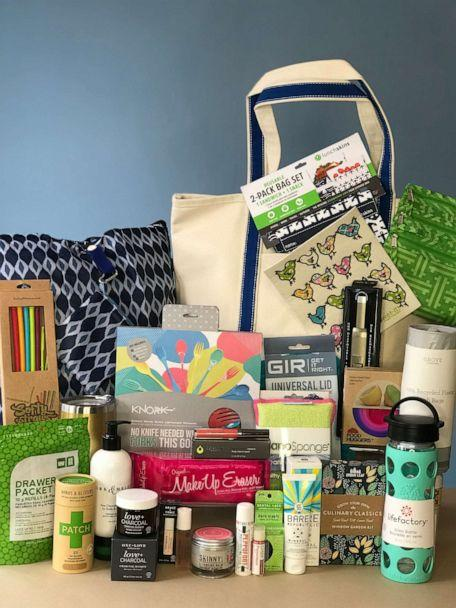 PHOTO: Discover the Deals Box: Green Living & Clean Beauty Edition (Courtesy of the companies)