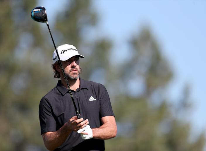 Aaron Rodgers finishes 24th at American Century Championship