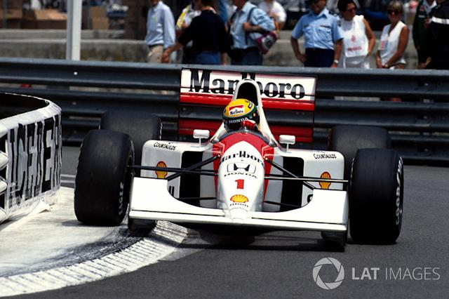 "1992: McLaren MP4/7A <span class=""copyright"">Sutton Motorsport Images</span>"
