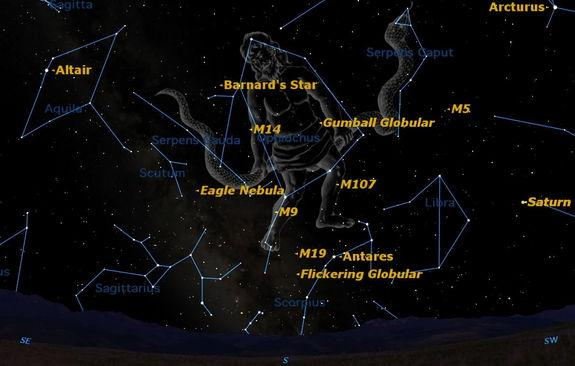 Spotted! A Rarely Seen Constellation Shines This Summer