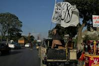 The Taliban must transform from insurgency into governing power (AFP/Hoshang Hashimi)