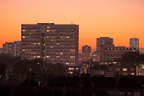 With the establishment of the welfare state after the Second World War, Hackney became a laboratory for social housing experiments - Credit: © James Burns 2007/James Burns