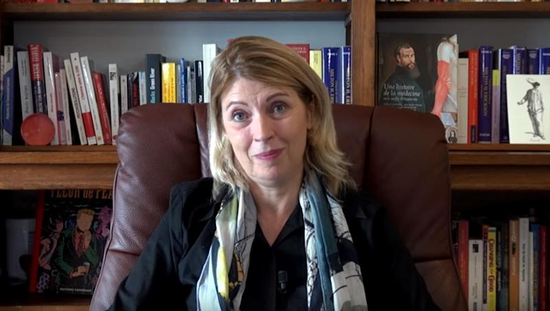 Maude Julien is now a renowned psychotherapist: YouTube