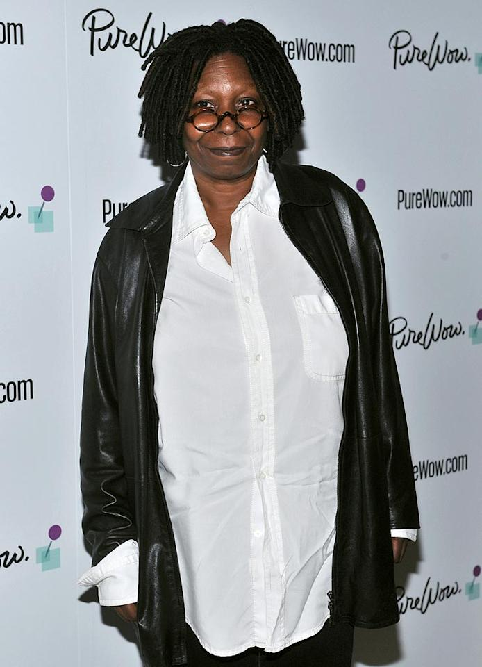 """November 13: Whoopi Goldberg turns 55 Henry S. Dziekan III/<a href=""""http://www.gettyimages.com/"""" target=""""new"""">GettyImages.com</a> - September 29, 2010"""