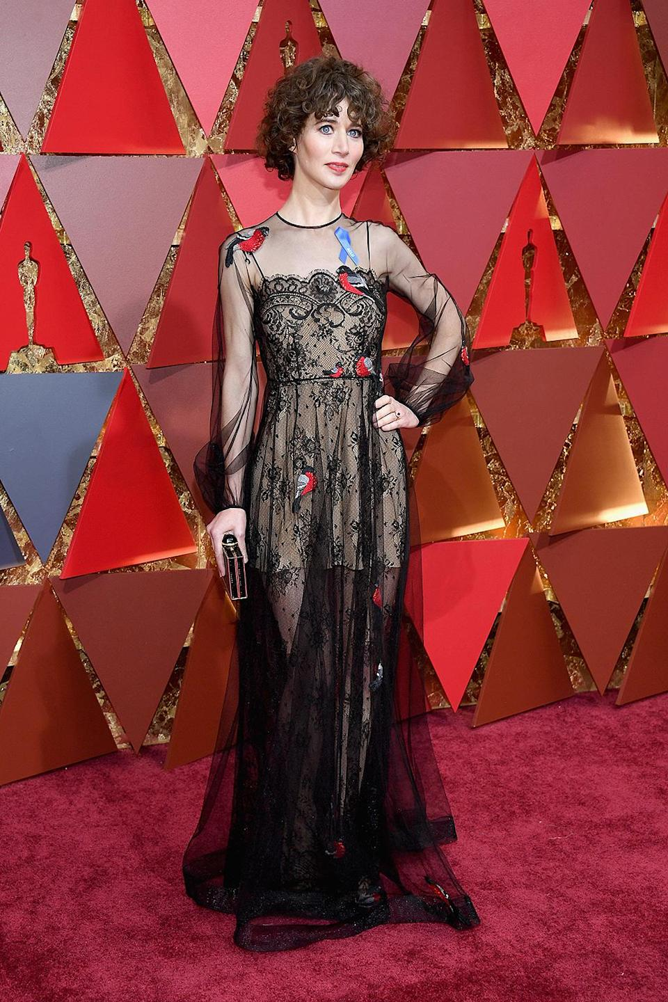 <p>Director Miranda July attends the 89th Annual Academy Awards at Hollywood & Highland Center on February 26, 2017 in Hollywood, California. (Photo by Kevork Djansezian/Getty Images) </p>