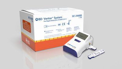 BD has announced CE Mark of a portable, rapid point-of-care antigen test to Detect SARS-CoV-2 in 15 minutes, with commercial availability in Europe by the end of October.